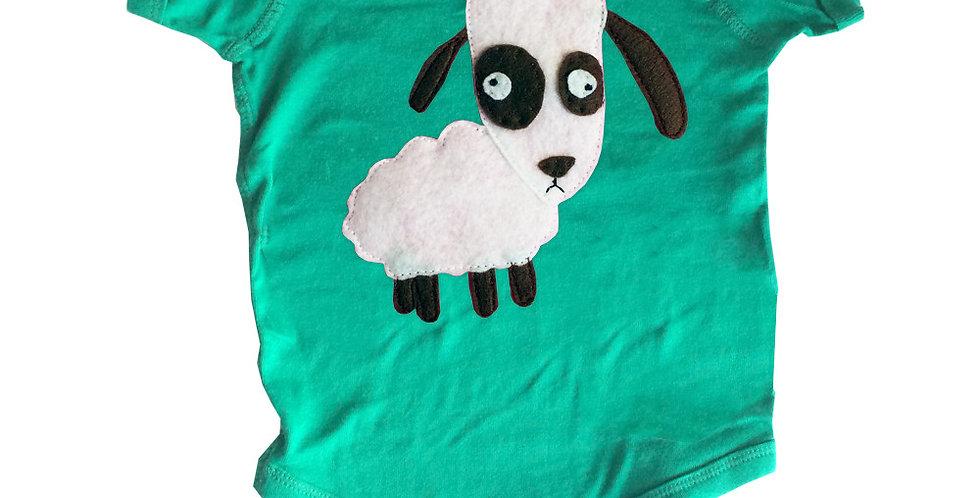 Baby Onesie - Sheep - Mi Cielo X Matthew Langille