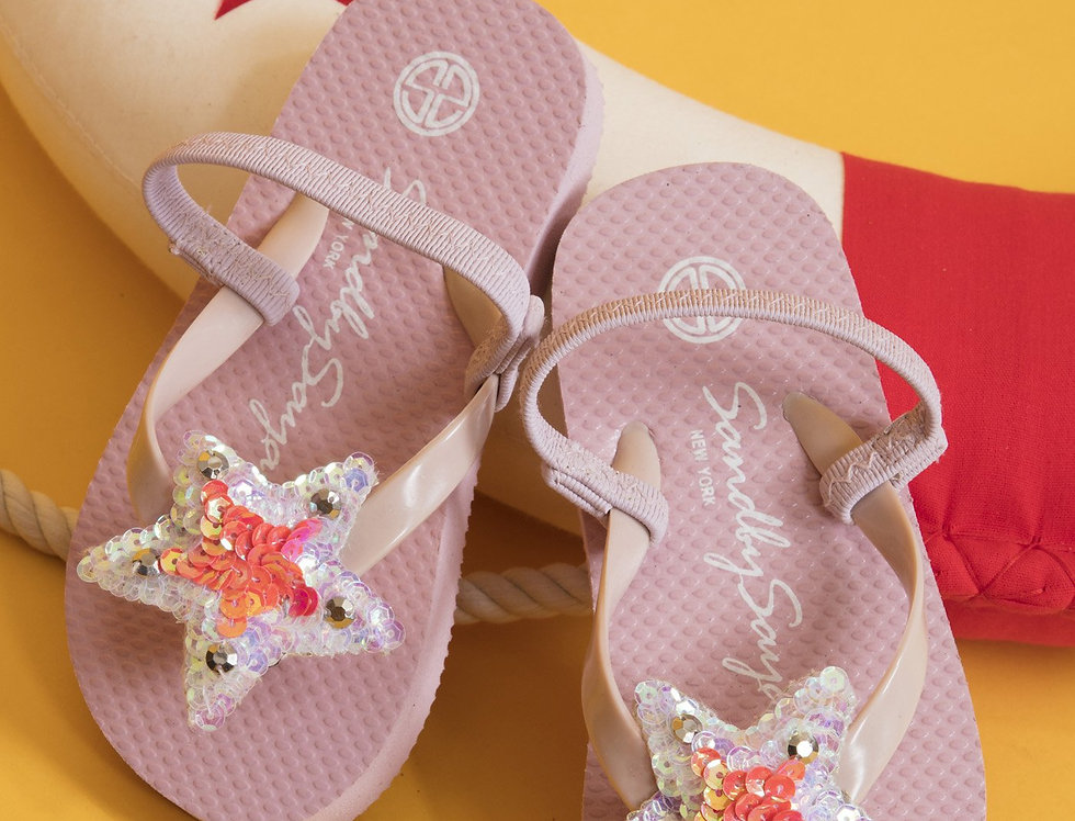 Hamptons (Pink) - Baby / Kids Sandal
