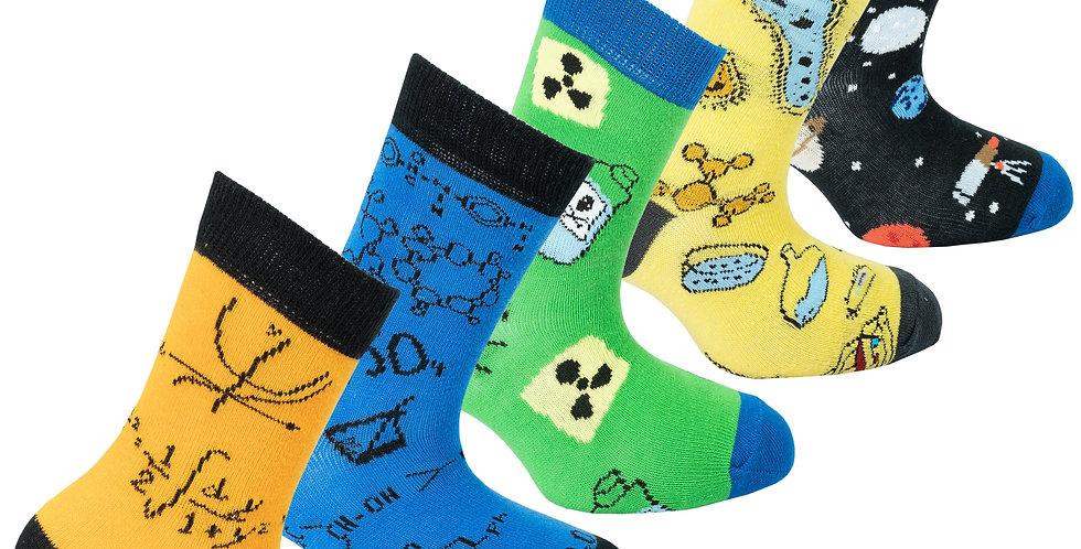 Kids Stem Socks