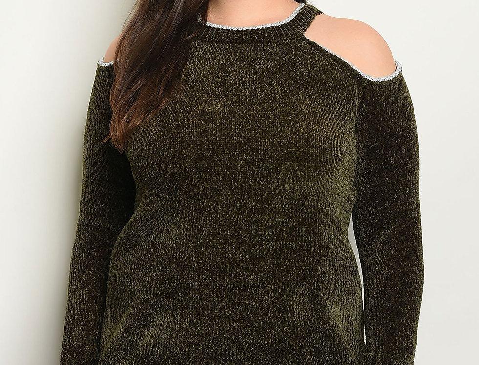 Womens Plus Size Sweater