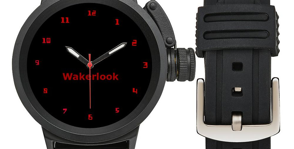 Fashion Red Wakerlook Men's Sport Watch