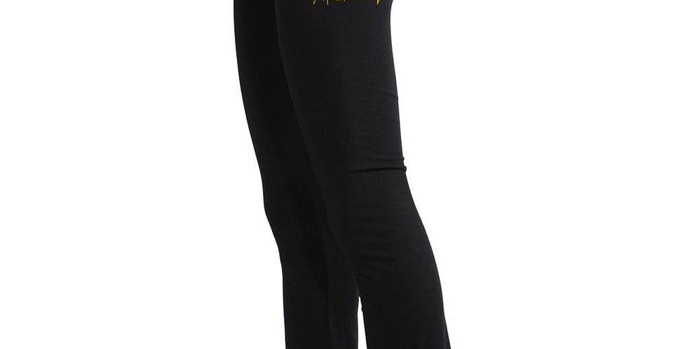 Vinyl Icons Def Leppard VIDL200F Women's Yoga Pant Legging