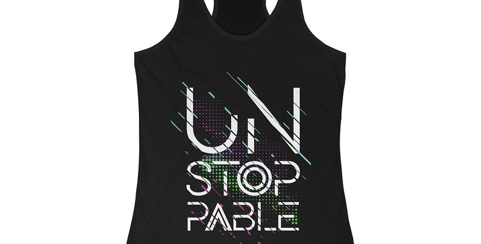 Unstoppable Racerback Tank Top