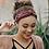 Thumbnail: Burgundy Boho Headband