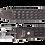 Thumbnail: 34 Mm Weave Belt Dark Brown
