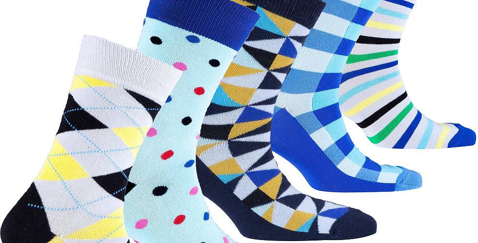 Kids Trendy Mix Set Socks