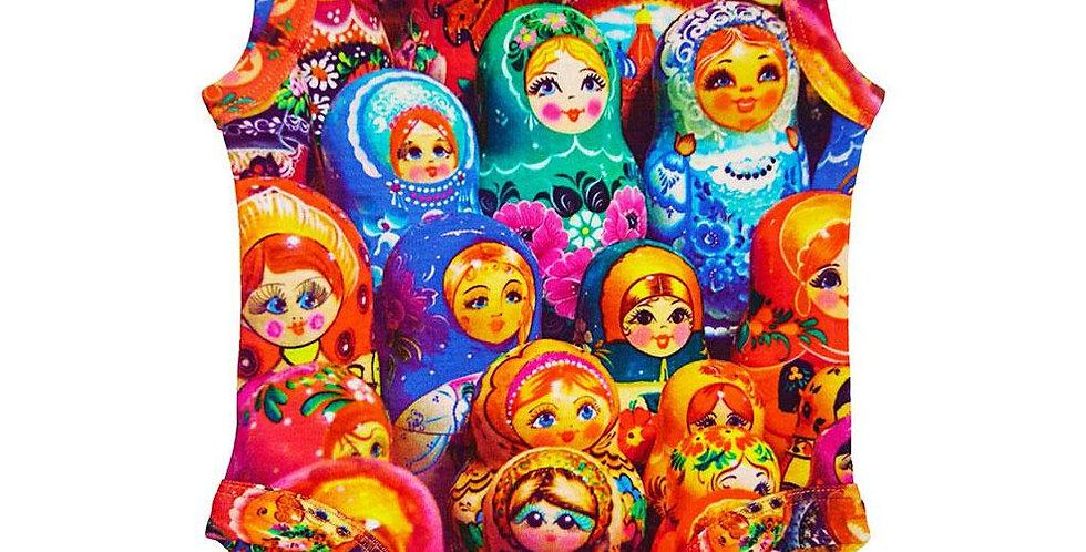 Bodysuit - Tank - Russian Dolls