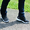 Thumbnail: High Arch Orthopedic Comfort Performance Black Sneakers Shoes for Men