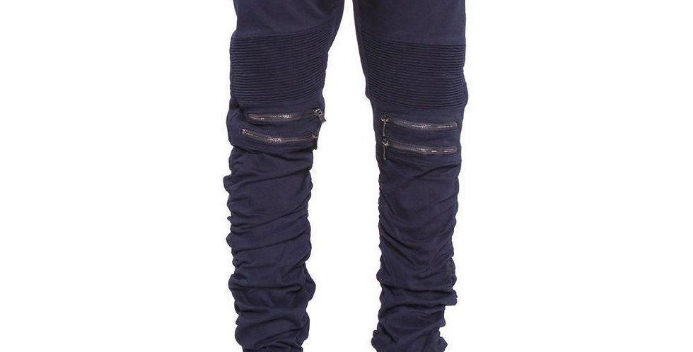 Mulisha Stacked Leg Joggers