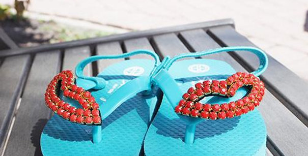 Lips - Baby / Kids Sandal