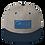 Thumbnail: Find Your Coast Allegiance Heather Grey Adjustable Snapback Hat