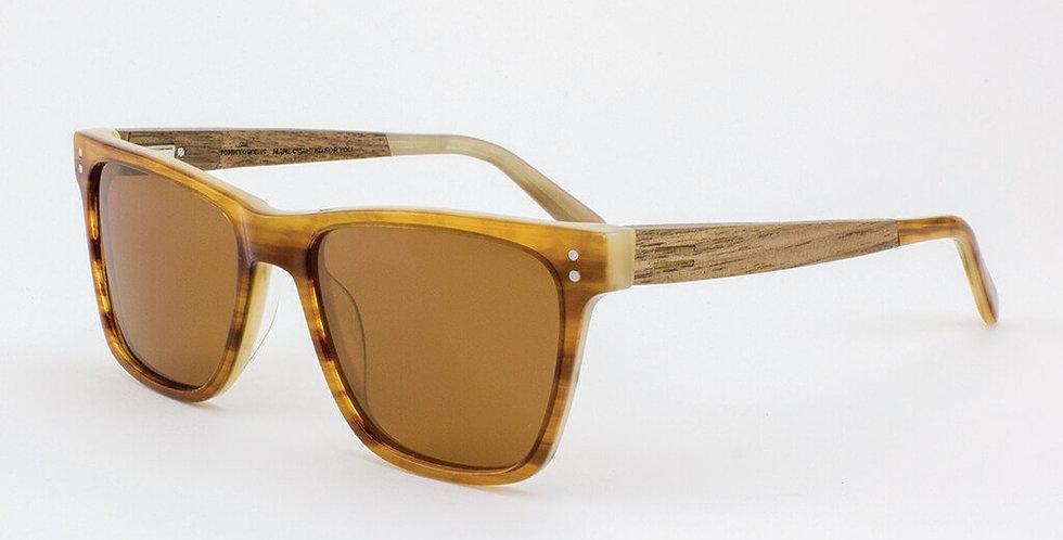 Hawthorne - Acetate & Wood Sunglasses