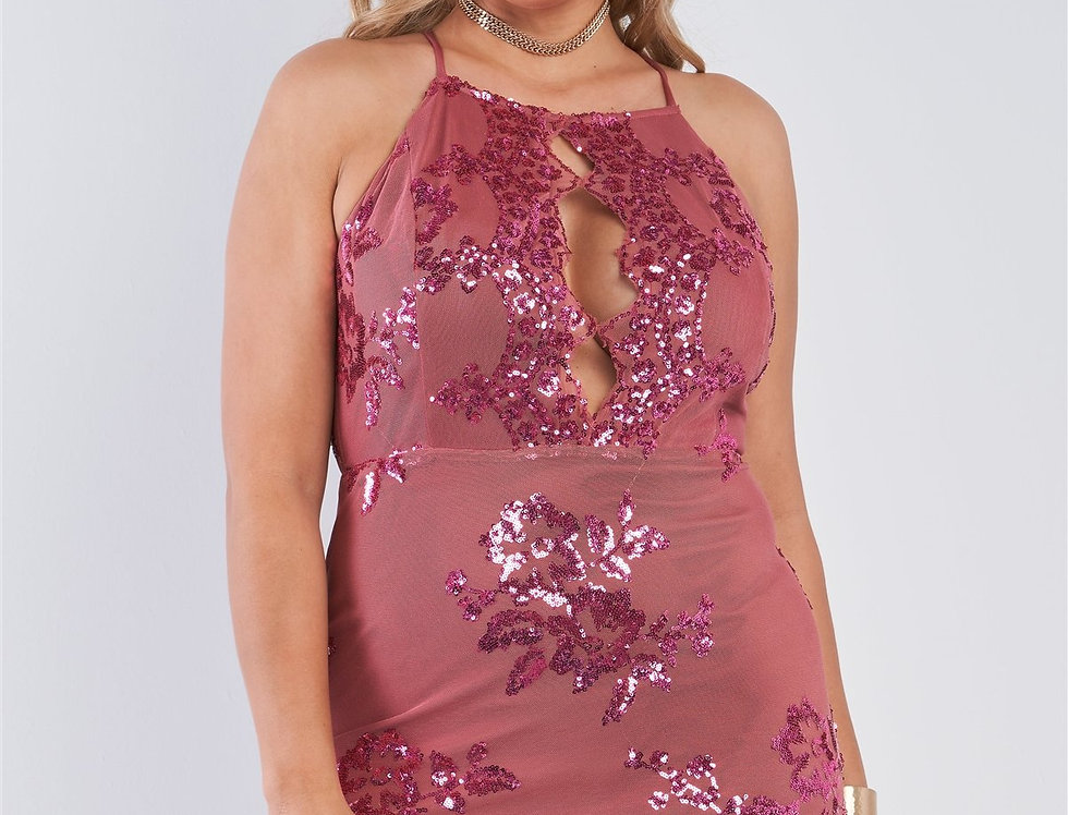 Plus Size Chic and Sexy Dress