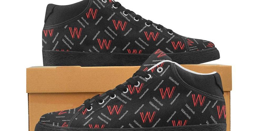 Digital Wakerlook Chukka Canvas Men's Shoes