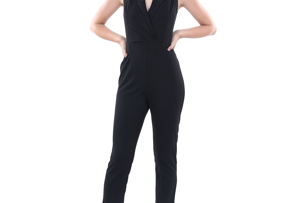 Millboro Sleeveless Jumpsuit
