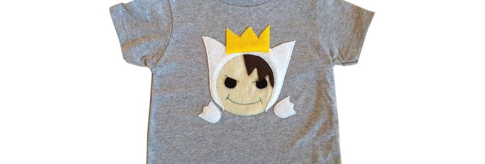Kids T-Shirt - Wild Boy
