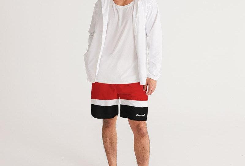 Wakerlook Men's Jogger Shorts