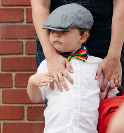 little-boy-ready-for-school-with-mom