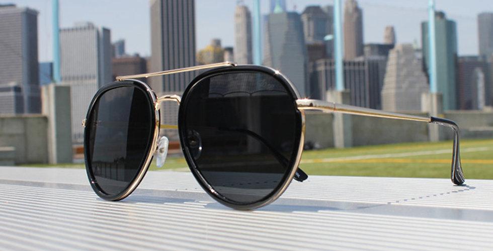 Jase New York Stark Sunglasses in Black