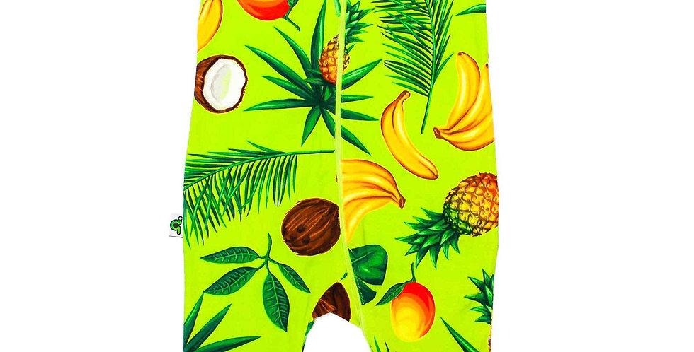Romper - Full Leg - Tropical Fruit