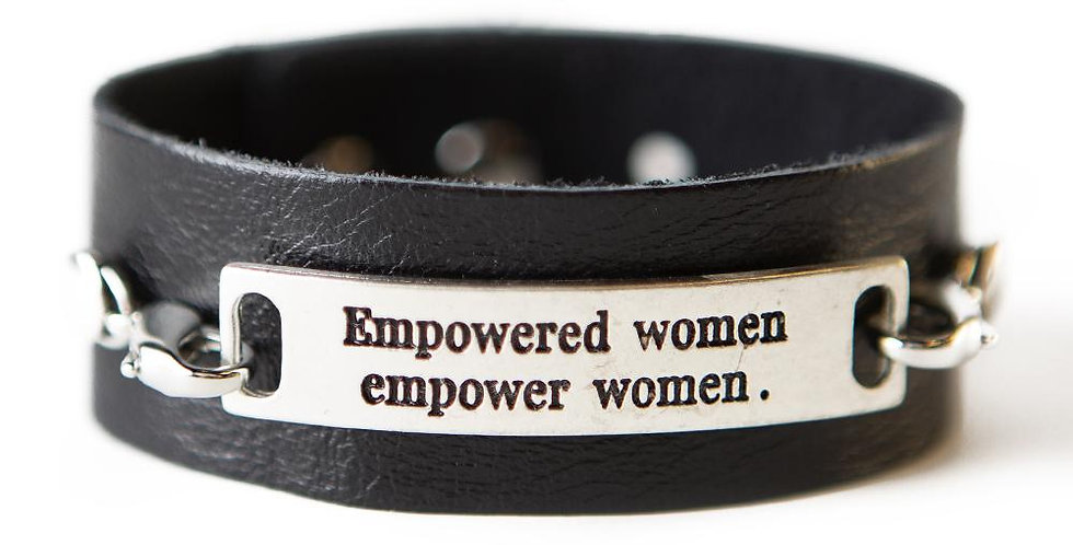 Empowered Women Bracelet