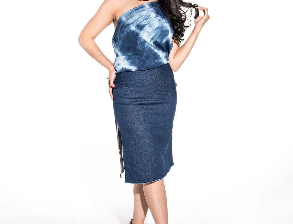 MP08: Pencilredo Skirt