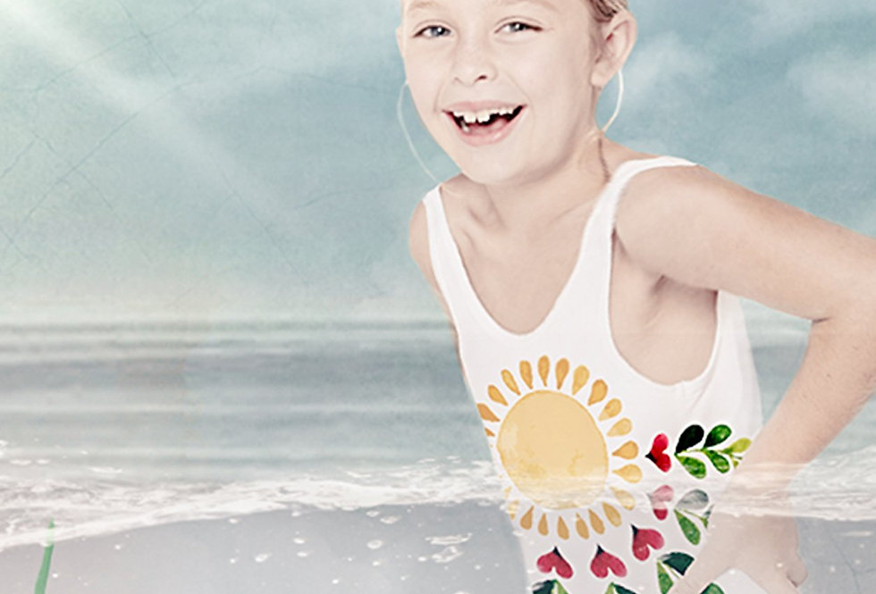 Happy Sun Tank Swimsuit