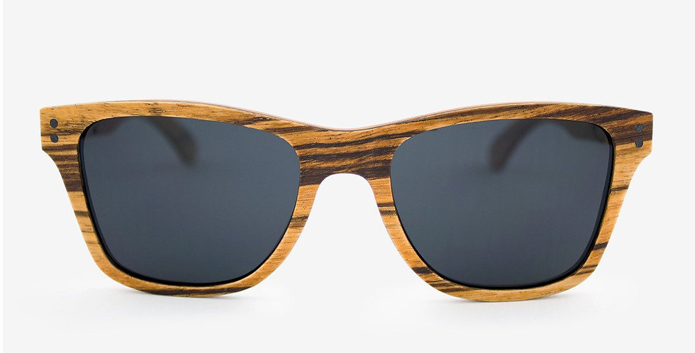 Delray - Adjustable Wood Sunglasses