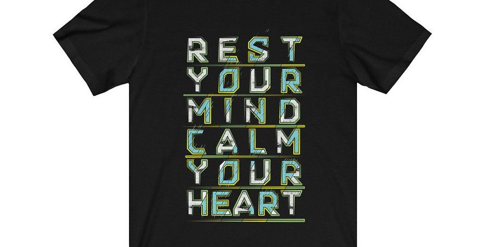 Rest Your Mind Calm Your Heart