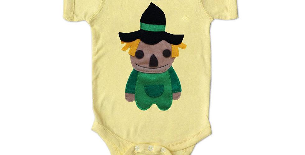 Scarecrow -The Wonderful Wizard of Oz - Baby Onesie