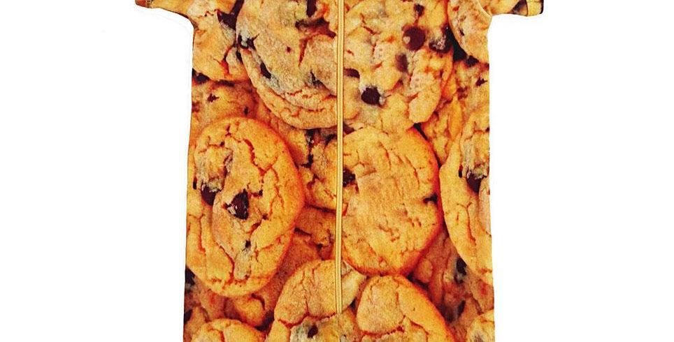 Romper - Shorts - Cookies
