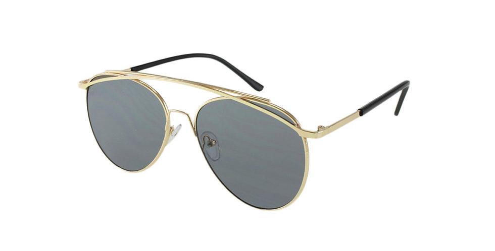 Jase New York Lincoln Sunglasses in Smoke