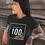 """Thumbnail: New """"Keep It 100"""" Ladies Tee"""