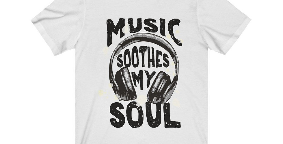 Music Soothes My Soul Headphone