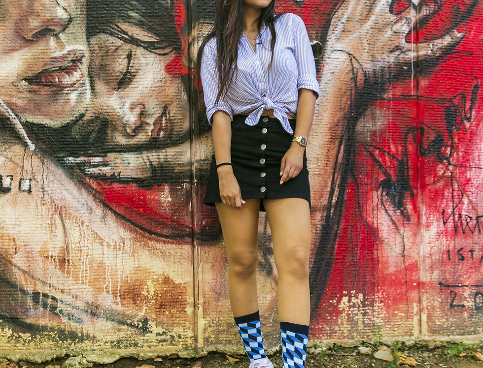 Women's Natural Mix Set Socks Set