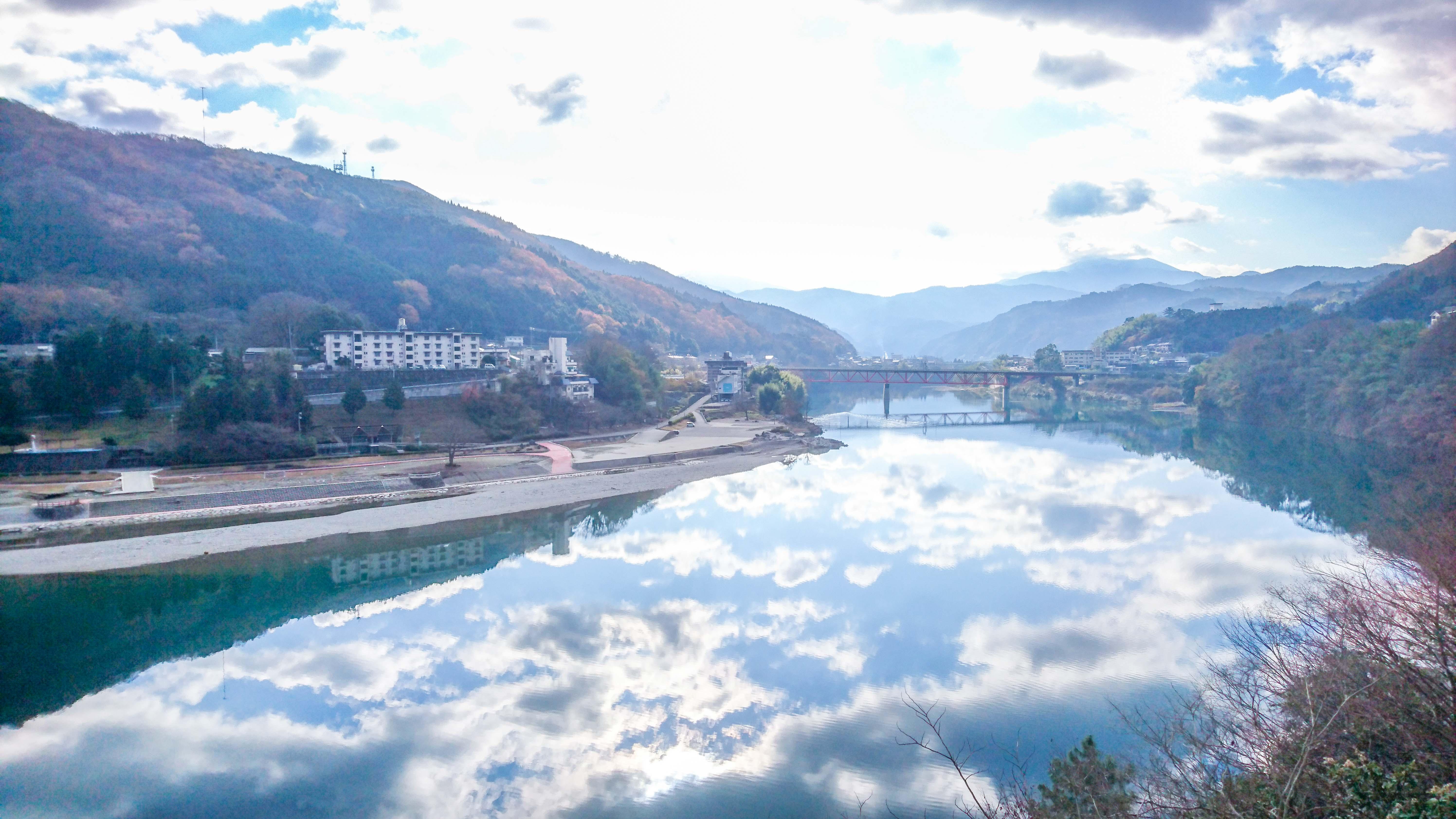 池田湖、ウユニ塩湖のような絶景!