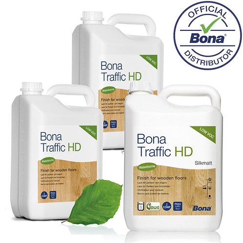 Bona Traffic HD 4.5L (Matt, Extramatt, Silkmatt) Inc. Hardener 0.45L