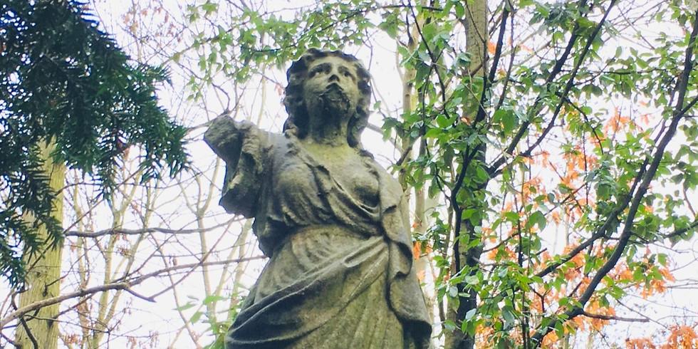 The women of Abney Park Cemetery