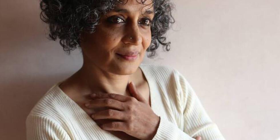Arundhati Roy: Azadi