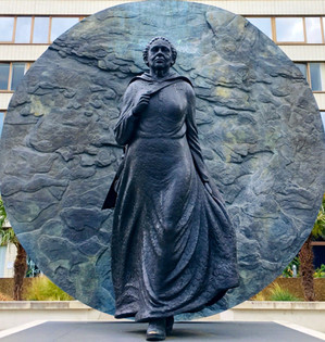 Mary Seacole Memorial Statue, Westminste
