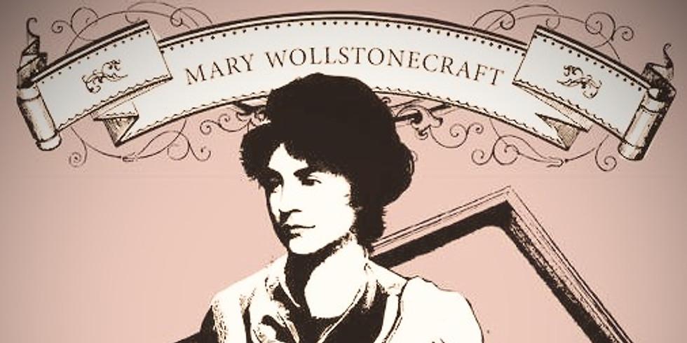 Mary Wollstonecraft Sculpture Revealed