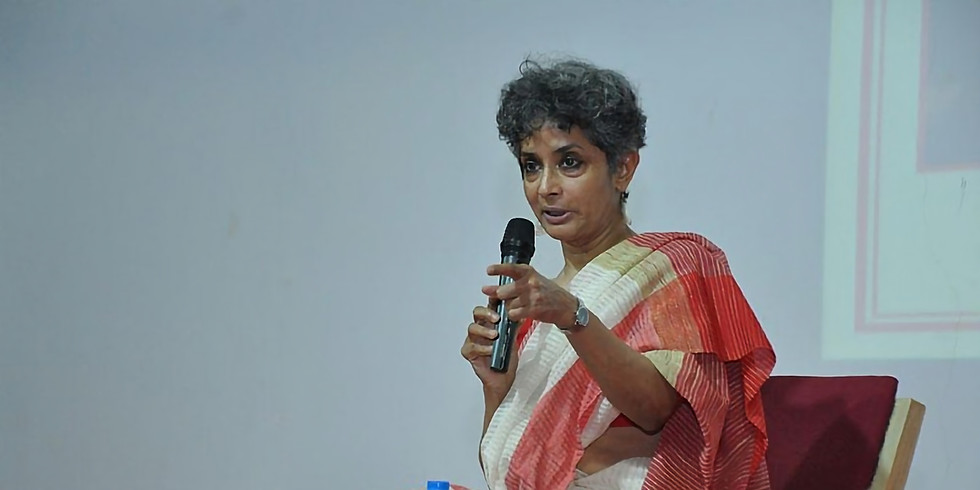 Why do we need a decolonial feminism? A conversation with Nivedita Menon