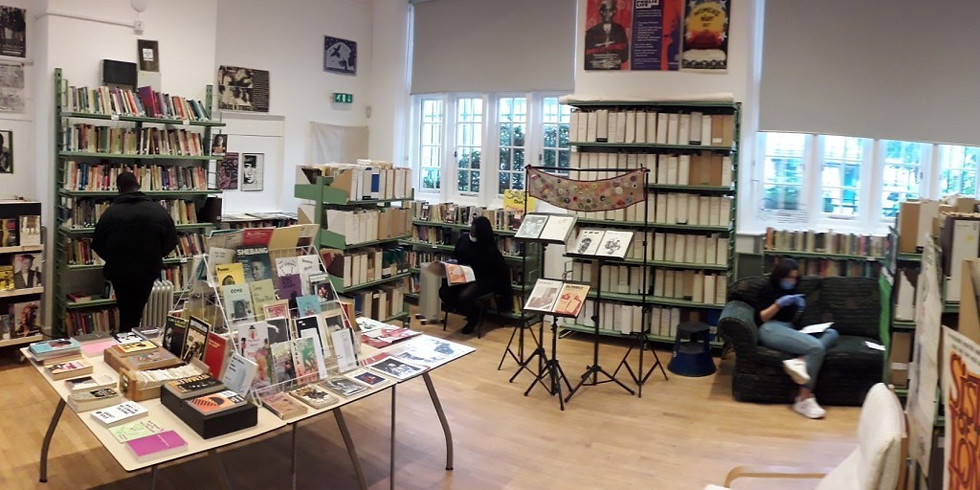 The Feminist Library IS OPEN on Wednesdays & Saturdays