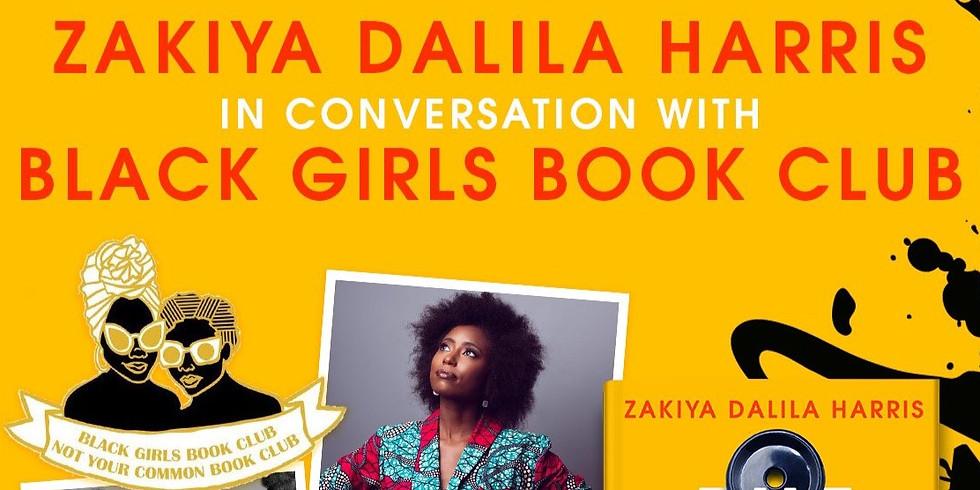 The Other Black Girl: Zakiya Dalila Harris in Conversation with Black Girls Bookclub