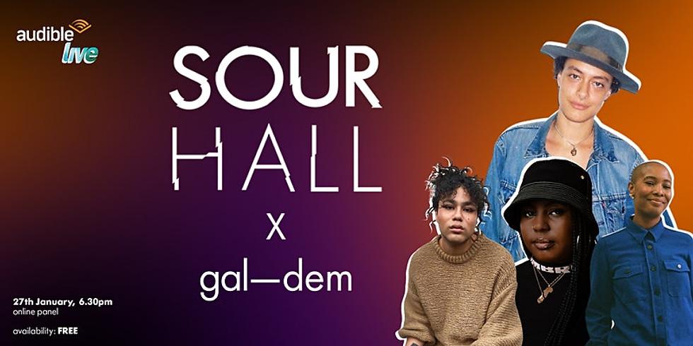 Join gal-dem for Laura Kirwan-Ashman's new Audible audio drama Sour Hall