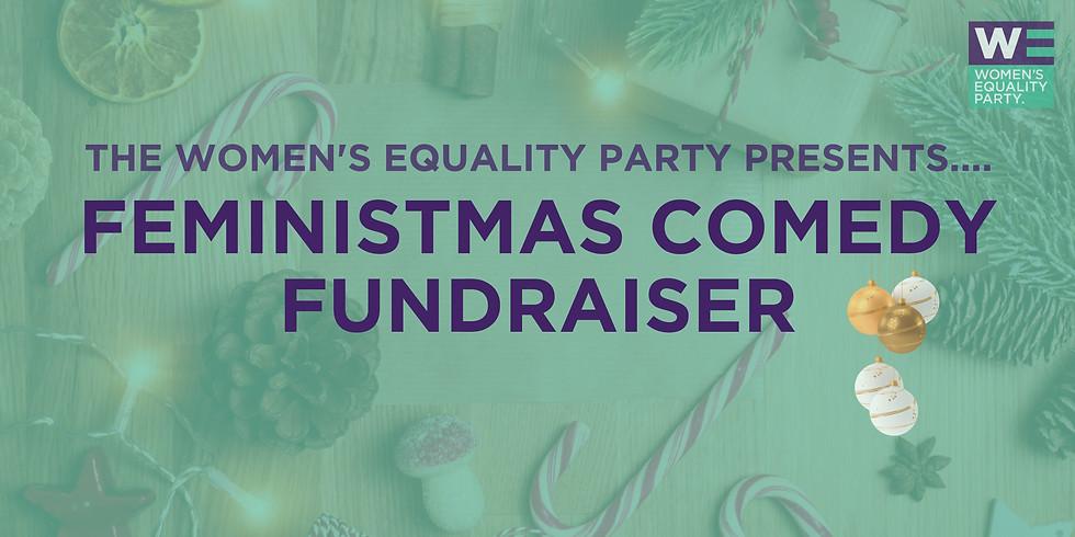 Feministmas Comedy Fundraiser