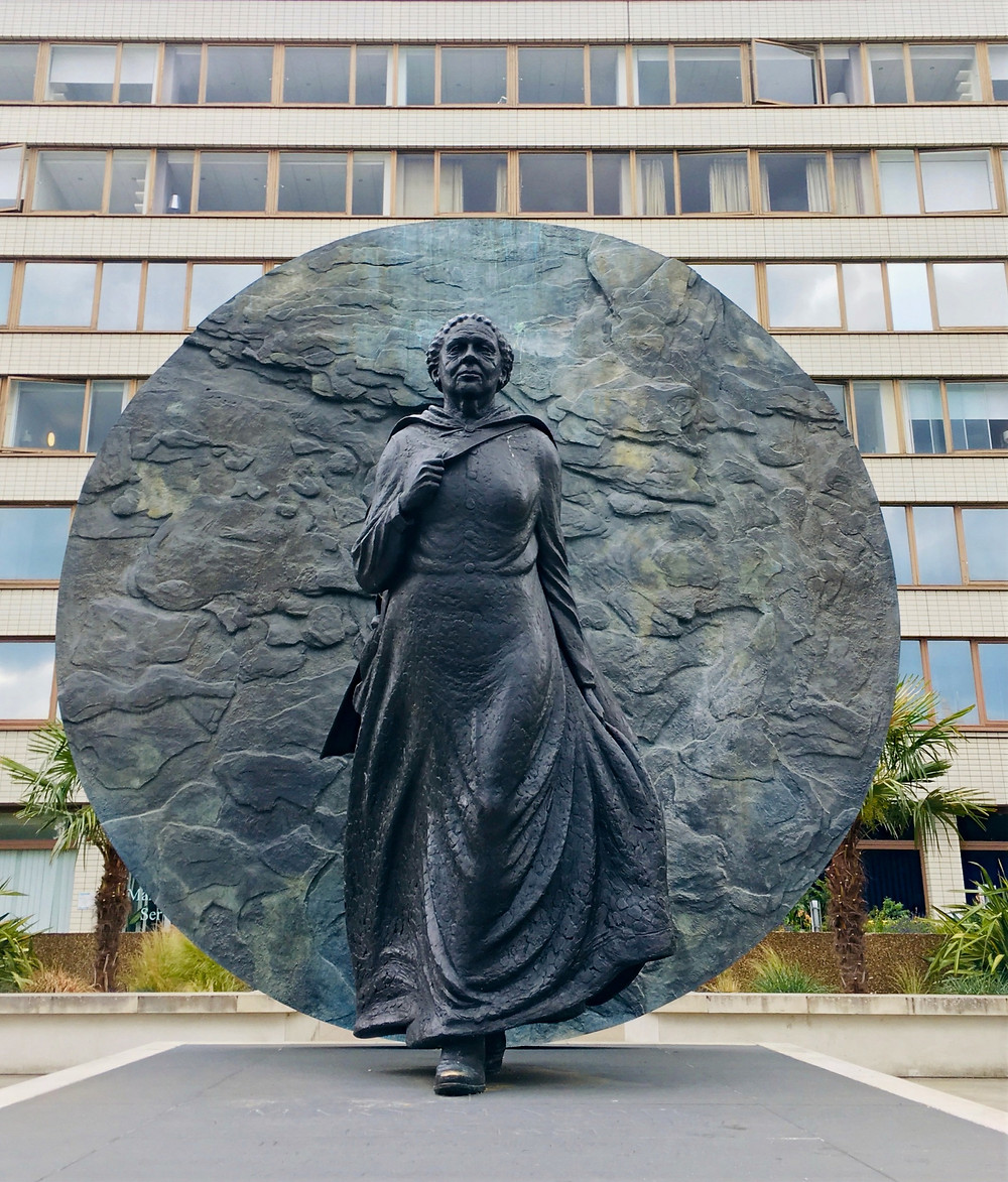 Mary Seacole Memorial Statue, Westminster, London