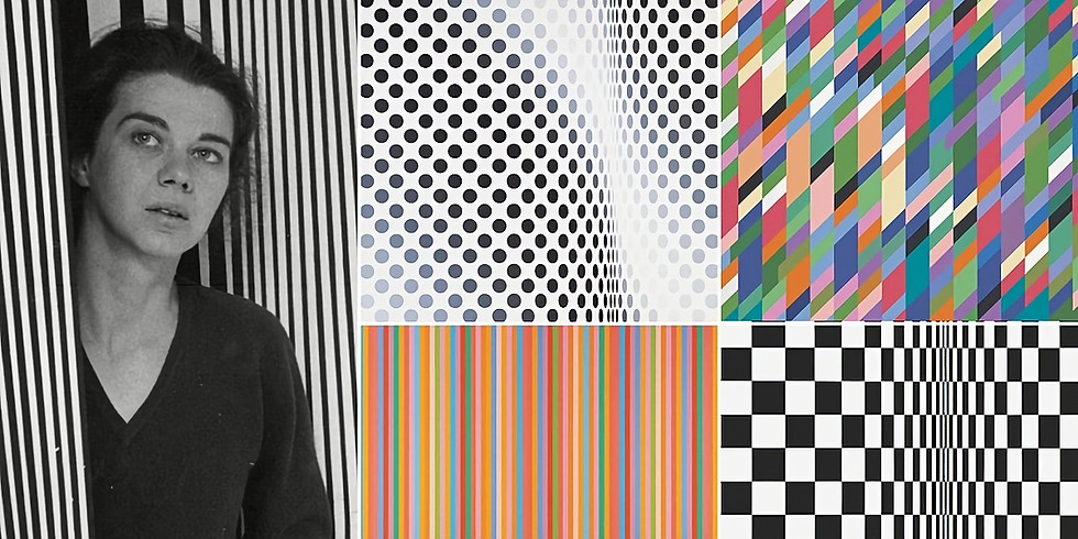 The Formidable Nature of Bridget Riley: An Origin Story