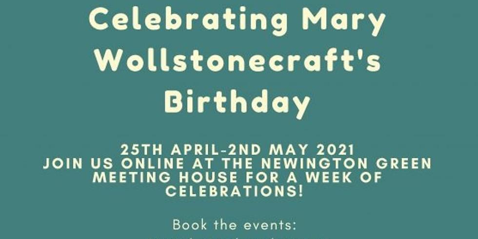 Celebrating Mary Wollstonecraft's Birthday