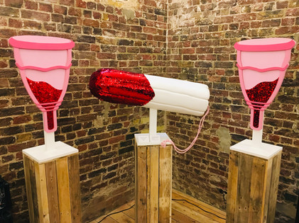 Vagina Museum, first exhibition, Muff Bu